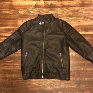 Other - Boys leather jacket